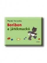 BORIBON A JÁTÉKMACKÓ - Ekönyv - MARÉK VERONIKA