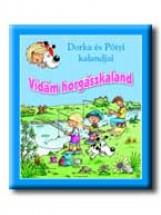 VIDÁM HORGÁSZKALAND - DORKA ÉS PÖTYI KALANDJAI - Ekönyv - PRO JUNIOR