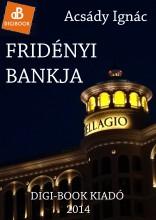 Fridényi bankja - Ebook - Acsády Ignác