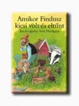 AMIKOR FINDUSZ KICSI VOLT ÉS ELTŰNT - - Ekönyv - NORDQVIST, SVEN