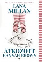 Átkozott Hannah Brown - Ekönyv - Lana Millan