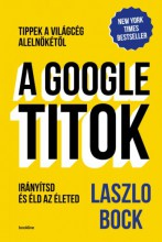 A Google-titok - Ebook - Bock Laszlo