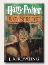 HARRY POTTER ÉS A TŰZ SERLEGE (IV.) - Ekönyv - ROWLING, J.K.