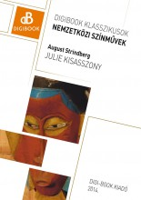 Julie kisasszony - Ekönyv - Strindberg, August
