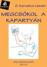 Megcsókol a kapartyán - Ekönyv - Z. Karvalics László