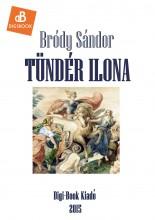 Tündér Ilona - Ekönyv - Bródy Sándor