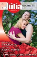Júlia különszám 53. kötet - Ekönyv - Annie West, Sara Craven, Lucy Gordon