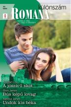 Romana különszám 36. kötet - Ekönyv - Maggie Cox, Ellen James, Melissa James