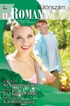 Romana különszám 41. kötet - Ekönyv - Jackie Braun, Jessica Steele, Barbara Hannay