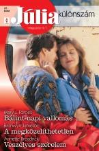 Júlia különszám 37. kötet - Ekönyv - Mary J. Forbes, Bronwyn Jameson, Annette Broadrick
