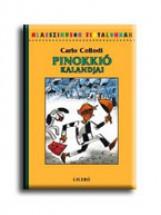 PINOKKIÓ KALANDJAI - KLASSZIKUSOK FIATALOKNAK - - Ekönyv - COLLODI, CARLO
