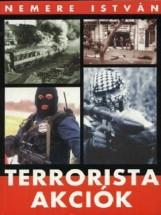 Terrorista akciók 1. - Ekönyv - Nemere István