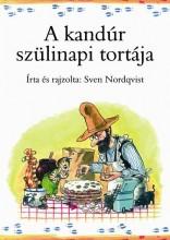 A KANDÚR SZÜLINAPI TORTÁJA - Ekönyv - NORDQVIST, SVEN