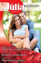 Júlia különszám 55. kötet - Ekönyv - Stephanie Bond, Tina Duncan, Abby Green