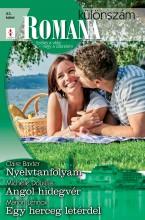 Romana különszám 53. kötet - Ekönyv - Claire Baxter, Michelle Douglas, Marion Lennox