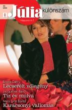 Júlia különszám 42. kötet - Ekönyv - Emma Darcy, Jacqueline Baird, Mary Lynn Baxter