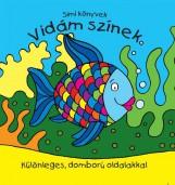 VIDÁM SZÍNEK - SIMI KÖNYVEK - Ekönyv - MANÓ KÖNYVEK