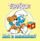 TÖRPICUR - HOL A MACKÓM? - Ekönyv - MANÓ KÖNYVEK