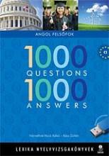 1000 QUESTIONS 1000 ANSWERS - ANGOL FELSŐFOK C1 - Ekönyv - LX-0126 - NÉMETHNÉ HOCK ILDIKÓ-KÉSZ ZOLT