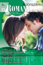 Romana különszám 38. kötet - Ekönyv - Margaret Way, Sharon Kendrick, Trish Wylie