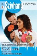 Szívhang különszám 26. kötet - Ekönyv - Carol Marinelli, Jennifer Mikels, Michelle Celmer