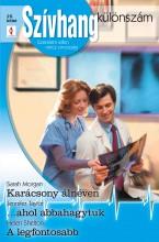 Szívhang különszám 25. kötet - Ekönyv - Sarah Morgan, Jennifer Taylor, Helen Shelton