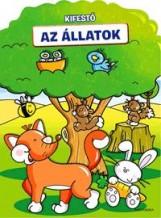 AZ ÁLLATOK - KIFESTŐ - Ekönyv - ALEXANDRA KIADÓ