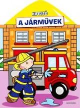 A JÁRMŰVEK - KIFESTŐ - Ekönyv - ALEXANDRA KIADÓ