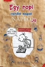 EGY ROPI NAPLÓJA - CSINÁLD MAGAD - Ekönyv - KINNEY, JEFF
