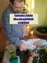 Kockajátékok szabályai - Ekönyv - Tamáska Zoltán