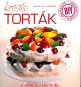 KREATÍV TORTÁK - Ekönyv - LIPTAI ZOLTÁN - RUFF ISTVÁN