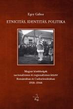 ETNICITÁS, IDENTITÁS, POLITIKA - Ebook - EGRY GÁBOR