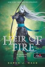 HEIR OF FIRE - A TŰZ ÖRÖKÖSE - KÖTÖTT - Ekönyv - MAAS, SARAH J.