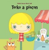 TERKA A PIACON - Ekönyv - HOHOL ANCSA-BORIS JULI