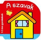 A SZAVAK - 1-3 ÉVES GYEREKEKNEK - Ebook - ALEXANDRA KIADÓ
