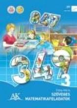SZÖVEGES MATEMATIKAFELADATOK 3. - Ebook - AP-030814