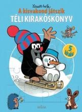 A KISVAKOND JÁTSZIK - TÉLI KIRAKÓSKÖNYV - Ekönyv - MILER, ZDENĚK