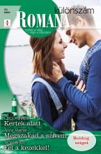 Romana különszám 35. kötet - Ekönyv - Carol Marinelli, Anne Mather, Jackie Braun