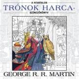 A HIVATALOS TRÓNOK HARCA - SZÍNEZŐKÖNYV - Ekönyv - MARTIN, GEORGE R.R.