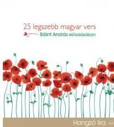 25 LEGSZEBB MAGYAR VERS - HANGOSKÖNYV - - Ekönyv - KOSSUTH KIADÓ ZRT.