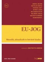 EU-JOG - MÁSODIK, AKTUALIZÁLT ÉS BŐVÍTETT KIADÁS - Ekönyv - HVG ORAC LAP- ÉS KÖNYVKIADÓ KFT.
