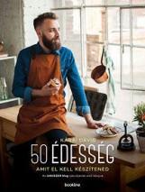 50 ÉDESSÉG - AMIT EL KELL KÉSZÍTENED - Ekönyv - KÁRAI DÁVID