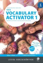 TTT VOCABULARY ACTIVATOR 1. - Ekönyv - LX-0151
