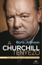 A CHURCHILL TÉNYEZŐ - Ekönyv - JOHNSON, BORIS
