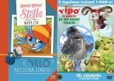 ANGRY BIRDS SZTELLA NAPLÓK - VILLŐ AKCIÓBA LENDÜL! + AJÁNDÉK VIPO DVD - Ekönyv - JCS MÉDIA KFT
