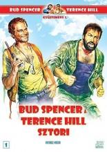 BUD SPENCER & TERENCE HILL SZTORI - BUD SPENCER-TERENCE HILL GYŰJTEMÉNY 1. - Ekönyv - JCS MÉDIA KFT