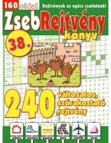 ZSEBREJTVÉNY KÖNYV 38. - Ekönyv - CSOSCH BT.