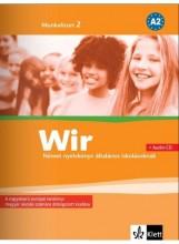 WIR NEUE 2. MUNKAFÜZET + CD - Ekönyv - KLETT KIADÓ