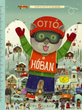 Ottó a hóban - Ekönyv - Tom Schamp