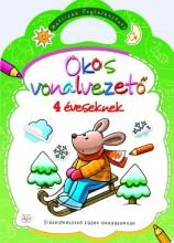 OKOS VONALVEZETŐ 4 ÉVESEKNEK - Ekönyv - AKSJOMAT KIADÓ KFT.